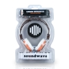 Soundwave Brown/Orange blister