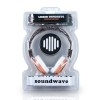 Soundwave Brown/Orange mp3/smartphones